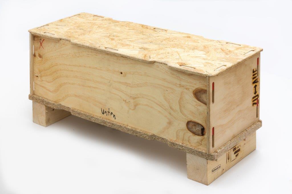Die KammererBOX von der Seite geschlossen